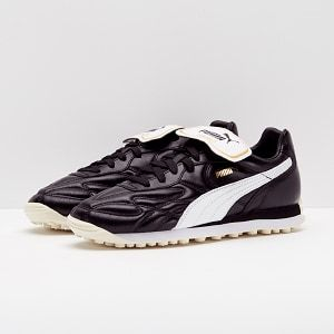 Mens Shoes Puma King Avanti Premium Puma Black 365482