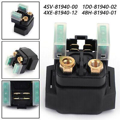 Yamaha OEM Replacement ATV Starter Solenoid Relay Switch YFZ450 5JW-81940-02