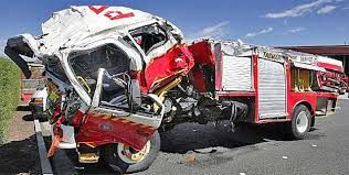 Image Result For Fire Truck Accident With Images Fire Trucks