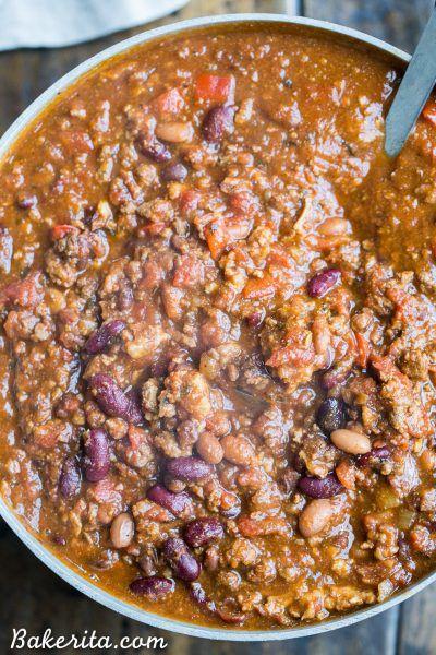 My Best Chili Recipe Chilli Recipes Chili Recipes Recipes
