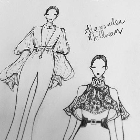 Fashionary - Alexander McQueen