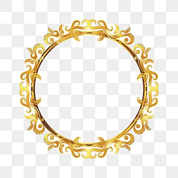 Oval Golden Frame Photo Clipart Vintage Png And Vector With Transparent Background For Free Download In 2021 Free Photo Frames Glitter Frame Circle Frames
