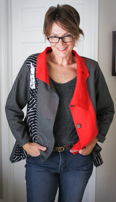 A sewing pattern review for Butterick 5891. Pattern reviews help sewers choose the right patten so that they have success with their sewing projects.