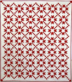 Red Prelude [Thimble Creek Quilt Shop]