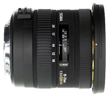 Objectif Reflex Sigma 10 20mm F 3 5 Dc Ex Hsm Pour Nikon Zoom Achat Prix En 2021 Diaphragme Zoom Objectif
