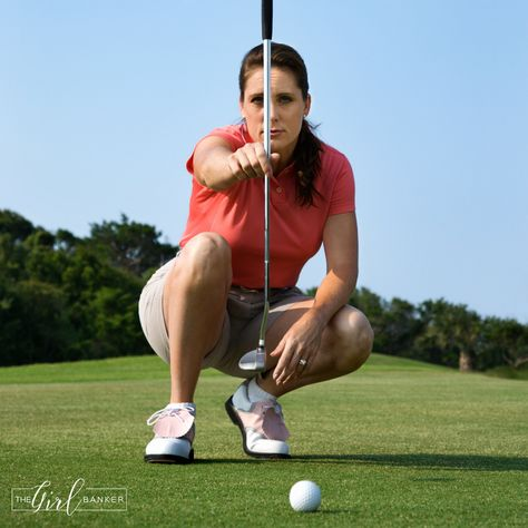 To Golf or Not To Golf That is the Question: Women and