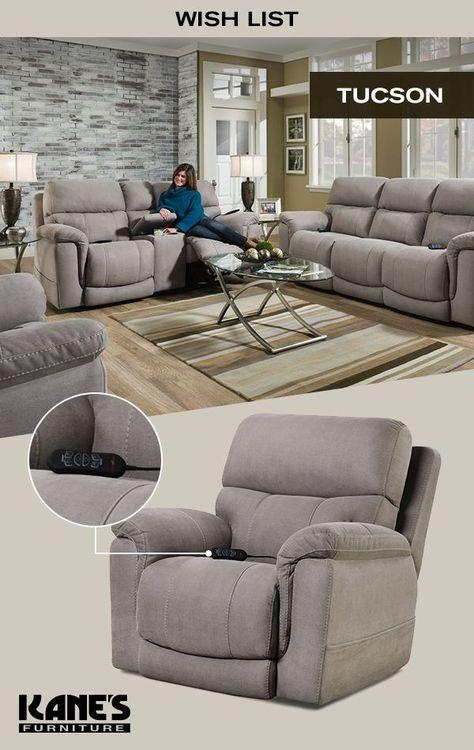 Reclining Sofa, Kanes Furniture Com