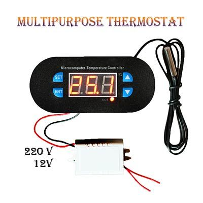 Multipurpose Thermostat Thermostat House Heating