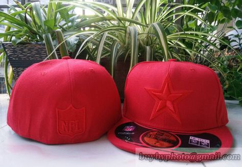 Dallas Cowboys Red Embroidery 59fifty Fitted hats 4a7630092