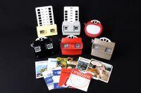 Viewmaster verzameling 1920- 1985 projectoren viewers en plaatjes