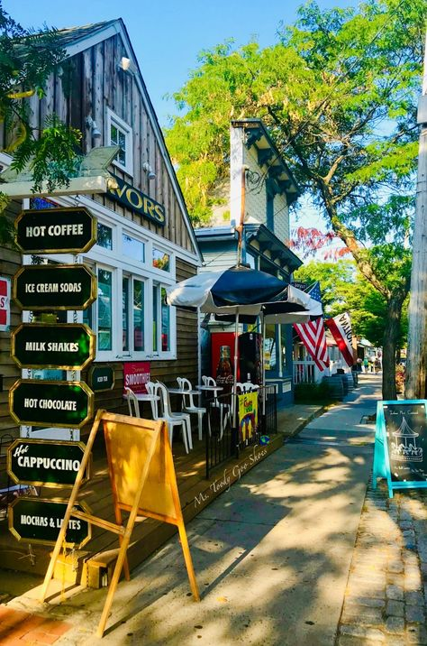 Greenport, NY, on Long Island's North Fork, is an idyllic village with picturesque marinas, upscale restaurants and unique shops. It's the perfect getaway. Long Island Ny, Island Life, Greenport Long Island, Great Places, Places To Go, Upscale Restaurants, The Perfect Getaway, The Hamptons, Hamptons House