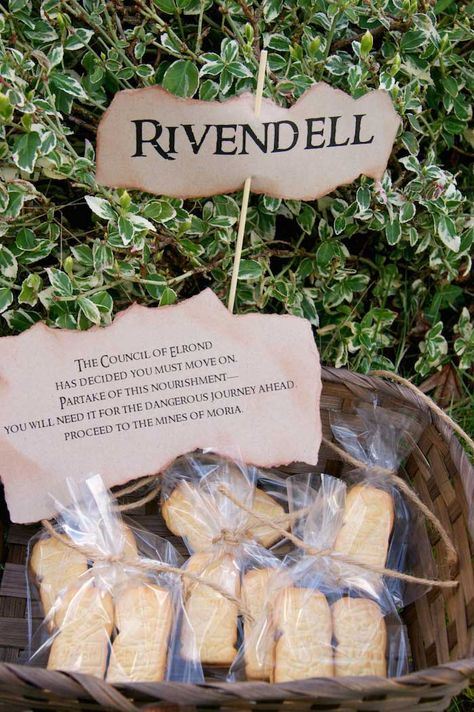 Lord of the Rings Themed Birthday Party {Planning, Decor, Ideas, Cake}