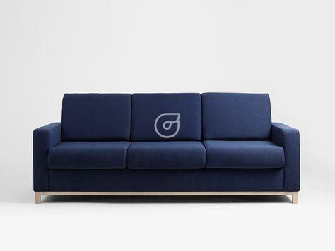 2369 Sofa NELLY 3 osobowa, rozkładana | SOFY | Pinterest
