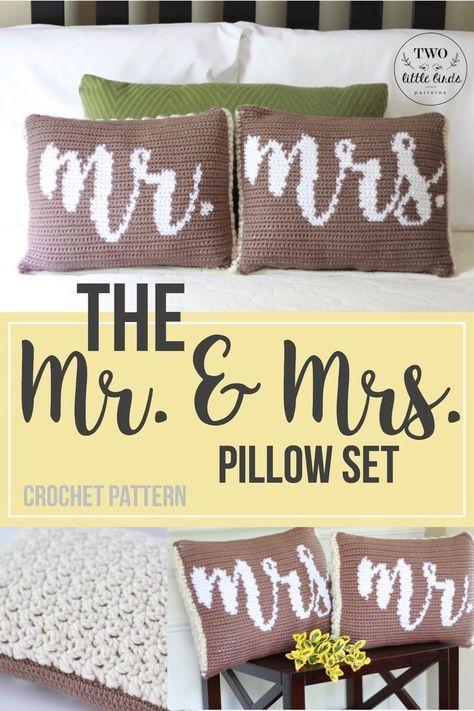 pattern, crochet throw pillow