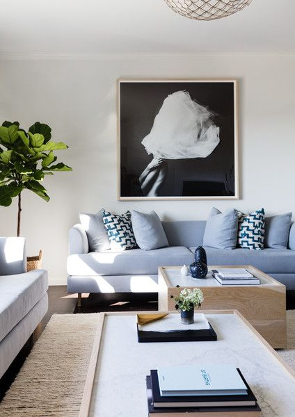 Sit Around - How Cuyana's Two Founders Styled Their Homes (Using One Designer) - Photos