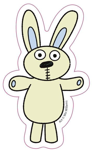 Coloring Festival Mo Willems Coloring Pages Knuffle Bunny Lesson
