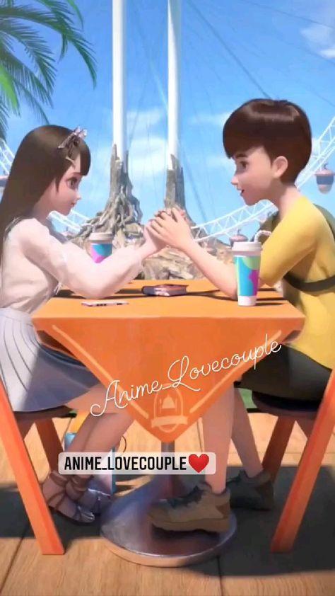 cute couple romence video� 🥰