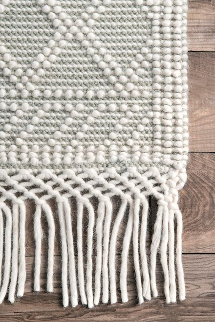 Sovereign Textured Achromatia With Tassels Cream Rug Rugs On Carpet Rug Texture Layered Rugs