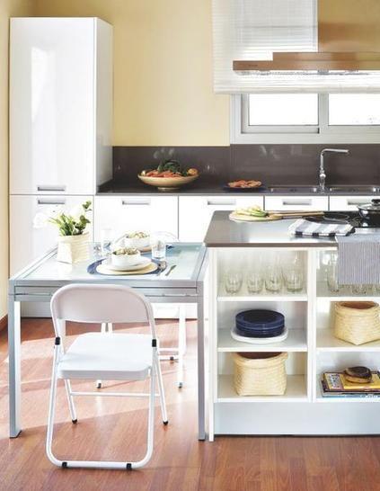 Micasa Revista De Decoracion Ideas Y Trucos Para Decorar Tu Casa Islas De Cocina Decoracion De Cocinas Sencillas Muebles De Cocinas Pequenas