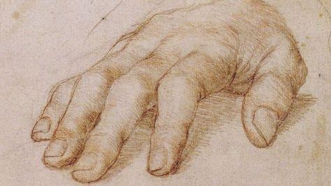 Facebook censureert... een tekening van een hand uit de 16e eeuw