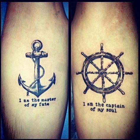 Done by Eryka Pedersen! Follow her at @pinklightsaber #anchor #anchortattoo #sailortattoo #tattoo #tattooshop #tattooartist #shipwheel #hellyeahtattoos #eternalink #eternalinktattoo #bishoprotary...