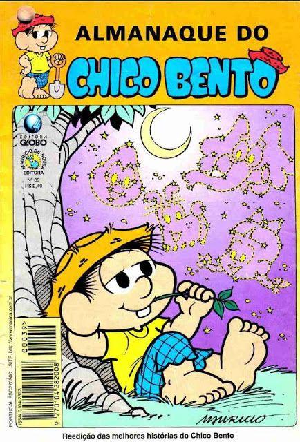 Almanaque Do Chico Bento 039 1997 Globo Download De Hqs Com