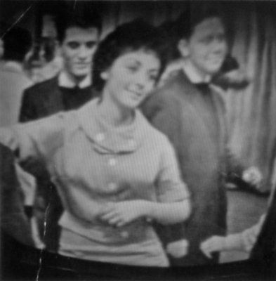 Pat Molittieri on American Bandstand late 1950s