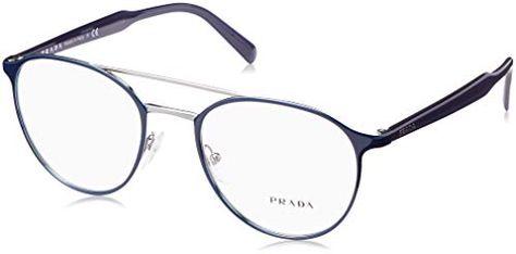 adf8c65c553be Prada Mens PR 60TV Eyeglasses Blue 51mm
