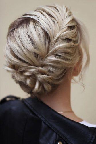 39 Best Pinterest Wedding Hairstyles Ideas Wedding Forward Hair Styles Romantic Wedding Hair Short Hair Styles