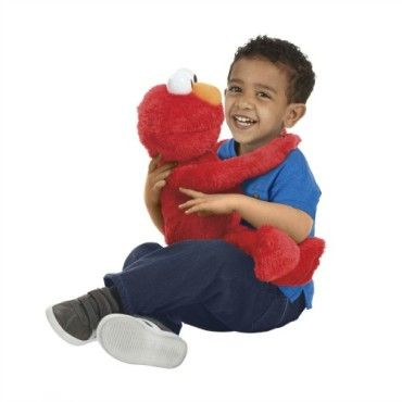 Elmo is all full of hugs. One of the top #Christmas #toys for 2013