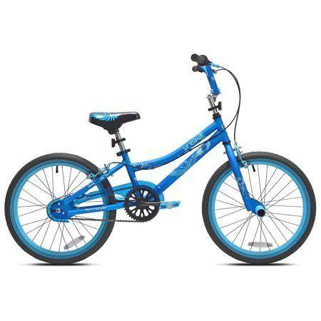 Kent 20 2 Cool Bmx Girl S Bike Blue Walmart Com Kent 20 Inch