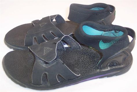 Guys And Sandals: Many different mens Nike sandals models