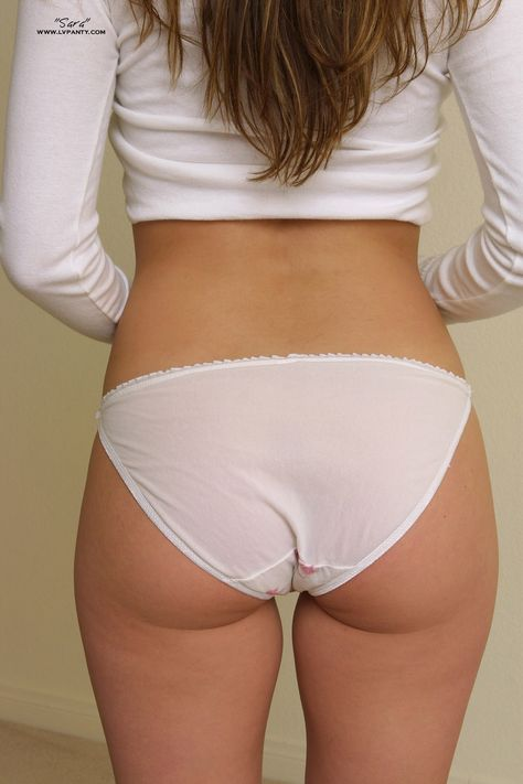 Hot Butts In Panties