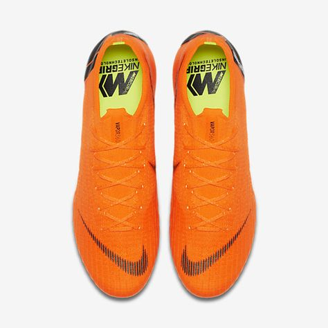 Nike Mercurial Vapor XII Elite Firm-Ground Football Boot | Soccer boots |  Pinterest | Football boots, Cleats and Soccer cleats