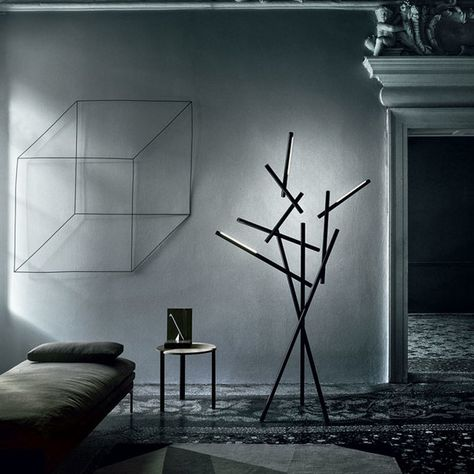 Foscarini S Ritratti Catalog Black White Lamp Design