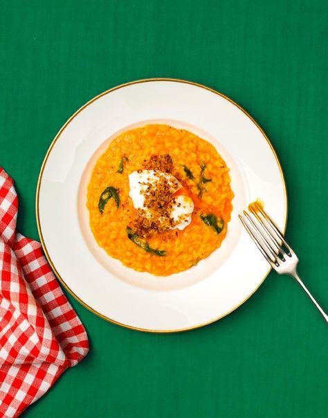 In den Campingferien kochte meine Mutter immer Tomatenrisotto – ich habe ihn geliebt, vor allem aufgewärmt am nächsten Tag!