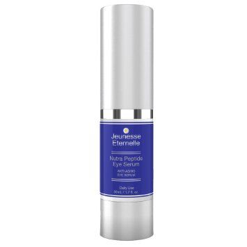 Say Goodbye To Dark Circles For Good You Will Have Fresh Young And Beautiful Skin Nutra Peptide Eye Serum By Jeunesse Eternelle Th Eye Anti Aging