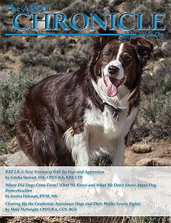 Website For The Association Of Professional Dog Trainers Has