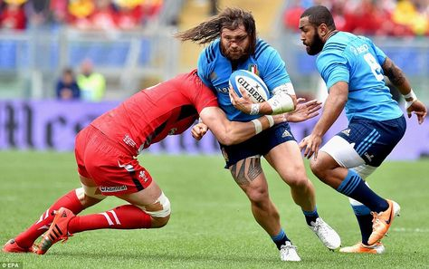 Italy Wales: Gatland's side complete their Italian Job to go top