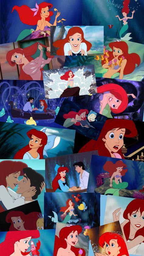 Wallpaper Ariel