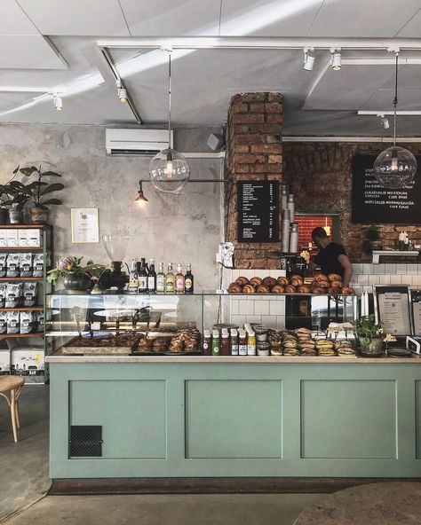 A Complete Scandi-Lover's Guide to Stockholm Bakery Shop Design, Coffee Shop Interior Design, Bakery Interior, Restaurant Interior Design, Coffee Shop Counter, Cozy Coffee Shop, Best Coffee Shop, Coffee Shop Aesthetic, Bakery Decor