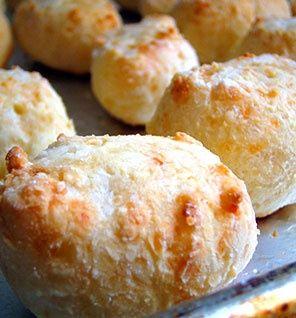Gluten Free Parmesan Rolls