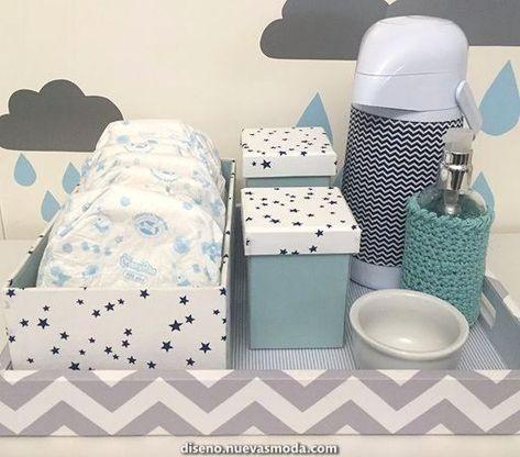 Como criar o kit de higiene para o quarto de bebê ideal e personalizado!