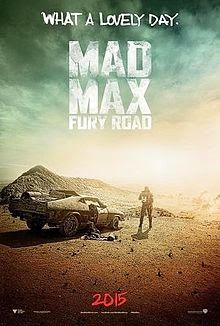 Mad Max Fury Road Official Movie Poster