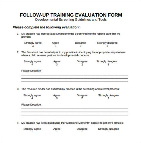 training evaluation form download free documents word pdf feedback - presentation evaluation form in doc
