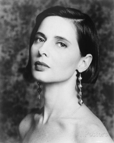 Isabella Rossellini - glamour with out an age to assign