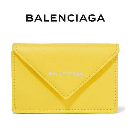 best service e85a5 9b217 BALENCIAGA(バレンシアガ) 折りたたみ財布 新色 ∞∞ BALENCIAGA ...