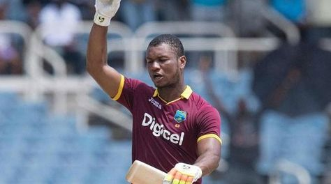 Windies ease to victory as Evin Lewis hits undefeated 99