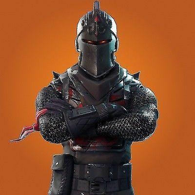 Stacked Fortnite Account With Guaranteed Black Knight S2 Battle Pass Blackest Knight Blackest Night Knight