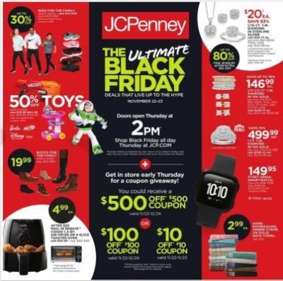 Jcpenney Black Friday Ads Jcpenney Black Friday Black Friday